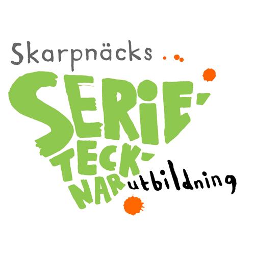 Serietecknarutbildningen vid Skarpnäcks folkhögskola